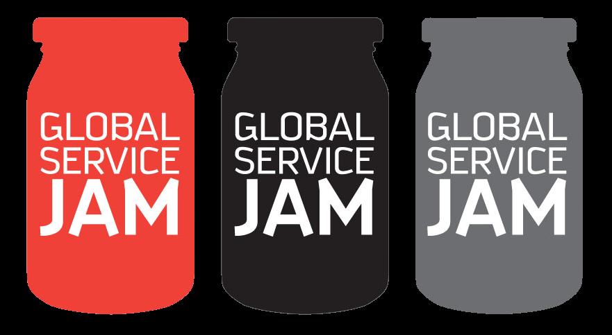 Global Service Jam logo